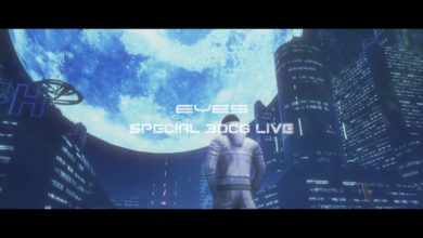 """Photo of WONK – """"EYES"""" Special 3DCG Live Teaser"""