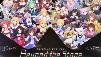 Photo of VTuber事務所「ホロライブ」全体ライブ「hololive 2nd fes. Beyond the Stage Supported By Bushiroad」開催決定!