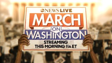 Photo of Watch Live: Thousands Expected To Attend March On Washington | ABC News Live